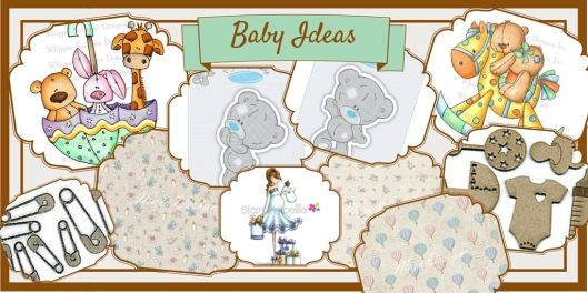 Baby Craft Supply Ideas